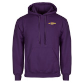 Purple Fleece Hoodie-San Francisco State