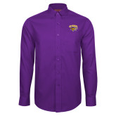 Red House Purple Long Sleeve Shirt-Primary Mark
