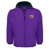 Purple Survivor Jacket-Primary Mark