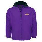 Purple Survivor Jacket-San Francisco State