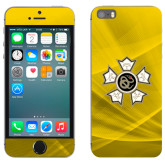 iPhone 5/5s Skin-Badge