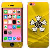 iPhone 5c Skin-Badge