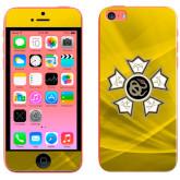 iPhone 5c Skin-Badge