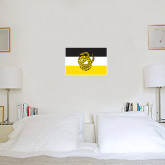 1 ft x 2 ft Fan WallSkinz-Sigma Nu Flag