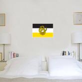1 ft x 2 ft Fan WallSkinz-Sigma Nu Flag