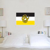 2 ft x 4 ft Fan WallSkinz-Sigma Nu Flag