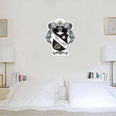1.5 ft x 3 ft Fan WallSkinz-Coat Of Arms