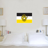 1.5 ft x 3 ft Fan WallSkinz-Sigma Nu Flag