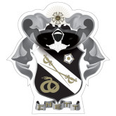 Super Large Decal-Coat Of Arms, 24 inches tall