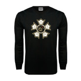 Black Long Sleeve TShirt-Badge