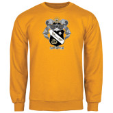 Gold Fleece Crew-Coat Of Arms