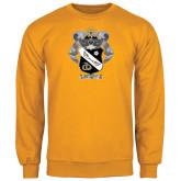 Gold Fleece Crew-Coat Of Arms