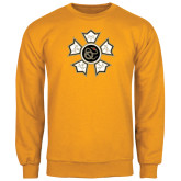 Gold Fleece Crew-Badge