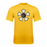 Syntrel Performance Gold Tee-Badge
