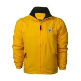 Gold Survivor Jacket-Badge