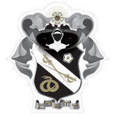 Super Large Magnet-Coat Of Arms, 24 inches tall