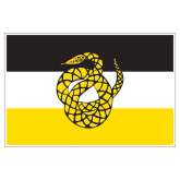 Super Large Magnet-Sigma Nu Flag, 24 inches wide