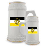 Full Color Decorative Ceramic Mug 22oz-Sigma Nu Flag