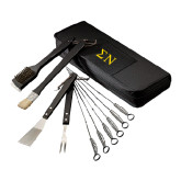 Grill Master Traditional BBQ Set-Greek Letters