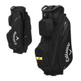 Callaway Org 14 Black Cart Bag-Sigma Nu Flag