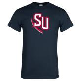 Navy T Shirt-SU