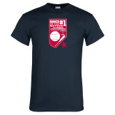 Navy T Shirt-Ranked first in the nation