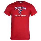 Red T Shirt-Athletic Training