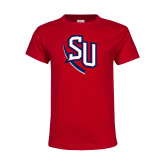 Youth Red T Shirt-SU