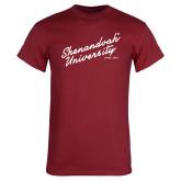 Cardinal T Shirt-Script Established Date
