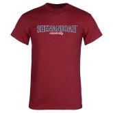 Cardinal T Shirt-Squeeze Text