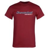 Cardinal T Shirt-Script