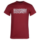 Cardinal T Shirt-Shenandoah University - Distressed