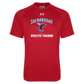 Under Armour Red Tech Tee-Athletic Training