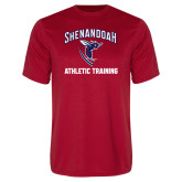 Syntrel Performance Red Tee-Athletic Training