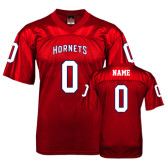Replica Red Adult Football Jersey-Personalized