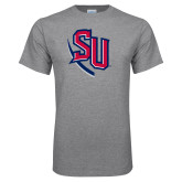 Grey T Shirt-SU