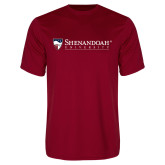 Performance Cardinal Tee-Primary University Mark