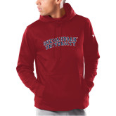 Under Armour Cardinal Armour Fleece Hoodie-Arched