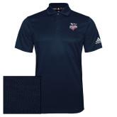 Adidas Climalite Navy Game Time Polo-Official Logo