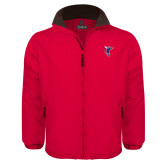 Red Survivor Jacket-Hornet