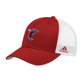 Adidas Red Structured Adjustable Hat-Hornet