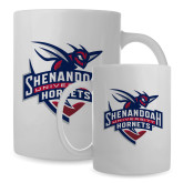 Full Color White Mug 15oz-Official Logo