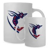 Full Color White Mug 15oz-Hornet