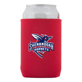 Neoprene Red Can Holder-Official Logo