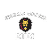 Mom Decal-Mom with Lion