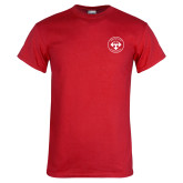 Red T Shirt-Seal