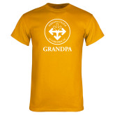Gold T Shirt-Grandpa with Seal