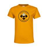 Youth Gold T Shirt-Seal