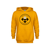 Youth Gold Fleece Hoodie-Seal