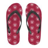 Full Color Flip Flops-Seal